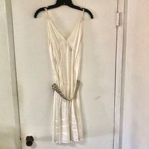 See By Chloe Metal Waist Dress
